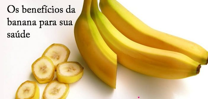 As riquezas da banana